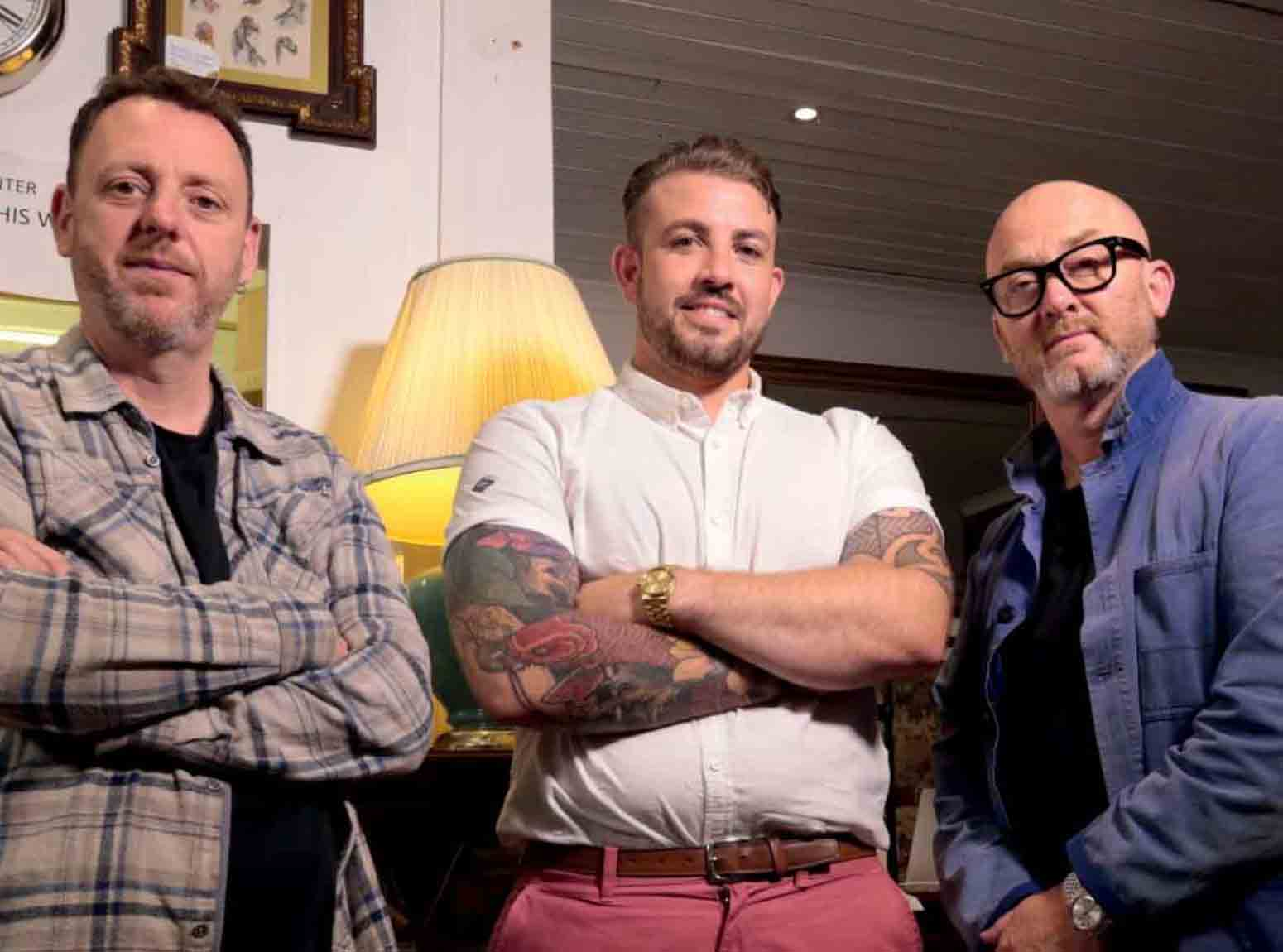Cullens Clearances on Salvage Hunters